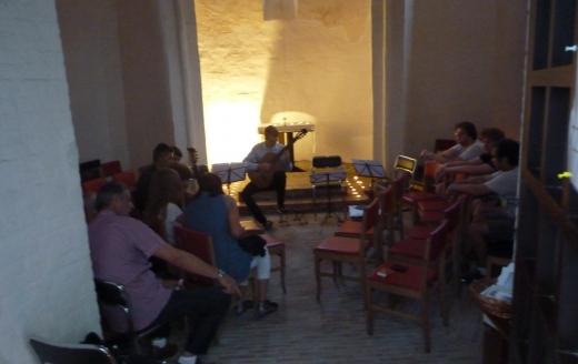 Gyertyafényes gitárkoncert 2017.07.07