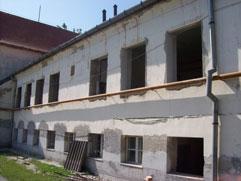 Általános iskola felújítás képei